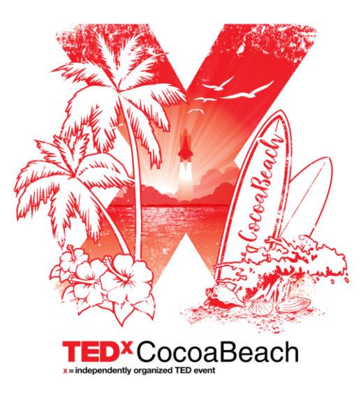 TEDxCocoaBeach Graphic